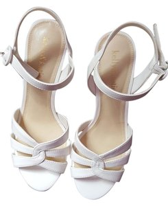 Kelly & Katie White Sandals