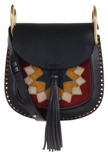Chloé Chloe Chloe Hudson Leather Cross Body Bag