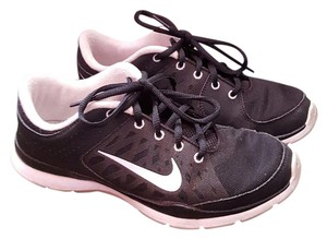 Nike Sneakers Running Training Black Athletic