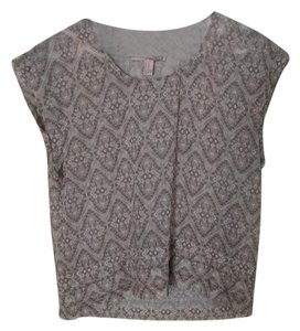 Forever 21 Top Brown/beige