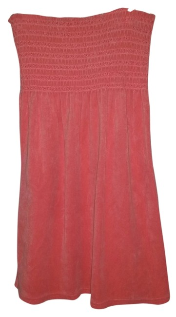 Item - Peach Terry Cover-up/Sarong Size 8 (M)