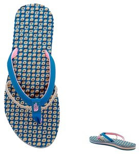 The North Face Indian Teal Blue Sandals