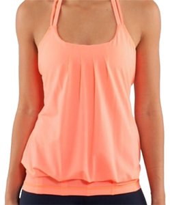Lululemon Top Orange