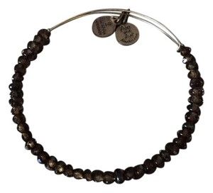 Alex and Ani Brown Beads