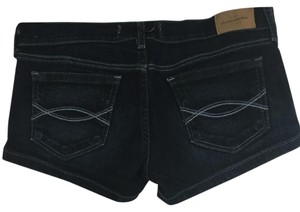 Abercrombie & Fitch Kids Cheeky Super Mini/Short Shorts Denim