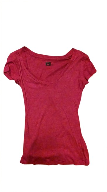 BDG T Shirt Rusty Red