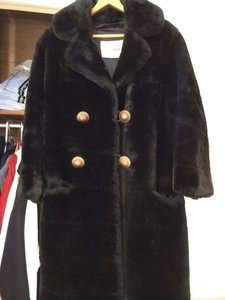 Franklin Simon Vintage Fur Coat