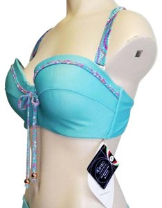 Kooey Australia Kooey Australia Bikini Top Wire padded Bra BRAND NEW! WITH TAGS! S$89