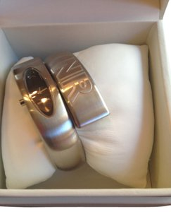 NINA RICCI NINA RICCI/SILVER/STAINLESS STEEL/WATCH/made in SWITZERLAND