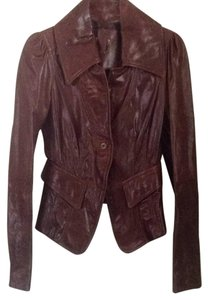 Fornarina Leather Jacket