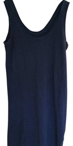 Madewell short dress Navy blend on Tradesy