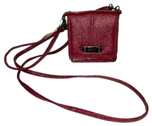 Kenneth Cole Wristlet in Red