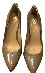 Ann Taylor Taupe Pumps