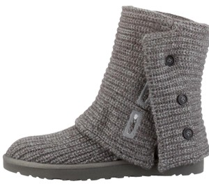 UGG Australia Cardy Grey Boots