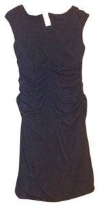 Ann Taylor short dress Black Formfitting on Tradesy