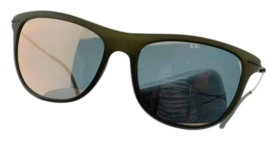 a88676fc25 Prada Box Sports Ps01ps-ros2d2 Men's Green Frame New In Sunglasses 67% off  retail