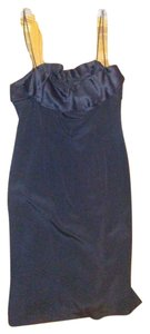 Jay Godfrey Ruffle Silky Dress