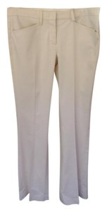 BCBGMAXAZRIA Flare Pants Vellum.light cream or offwhite