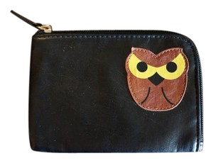 Angry Owl Zip Pouch Wallet