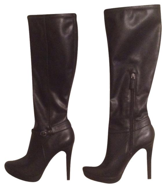 Item - Black Boots/Booties Size US 10