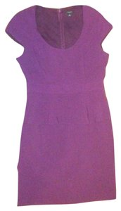 Ann Taylor Scoopneck Dress