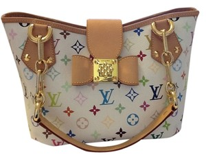 Louis Vuitton Annie Mm Limited Edition Multicolor Shoulder Bag
