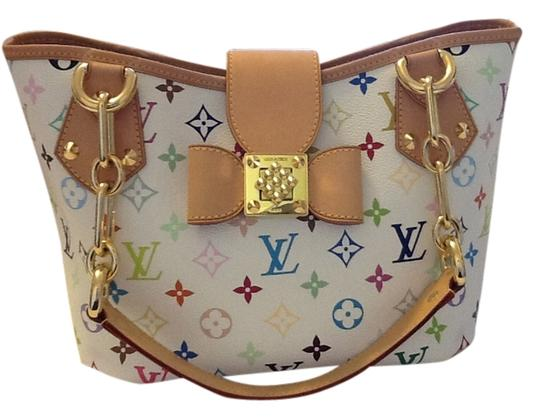 Preload https://item3.tradesy.com/images/louis-vuitton-annie-mm-white-multicolor-coated-canvas-with-leather-trim-shoulder-bag-1727272-0-0.jpg?width=440&height=440