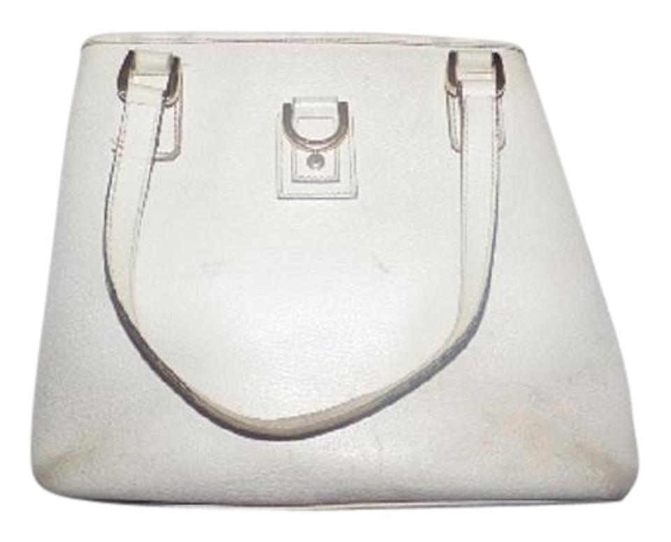 9a8ca2df12f Gucci Abbey D-ring Extra Large Size Or Tote Great Summer Satchel in white  leather ...
