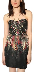 Urban Outfitters Ecote Beaded Sheath Sheath Dress