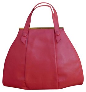 Mahler California Satchel in Pink