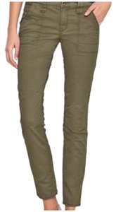 Gap Skinny Pants Olive green