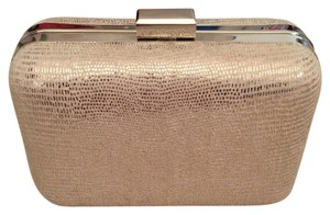 Carolee Silver Clutch