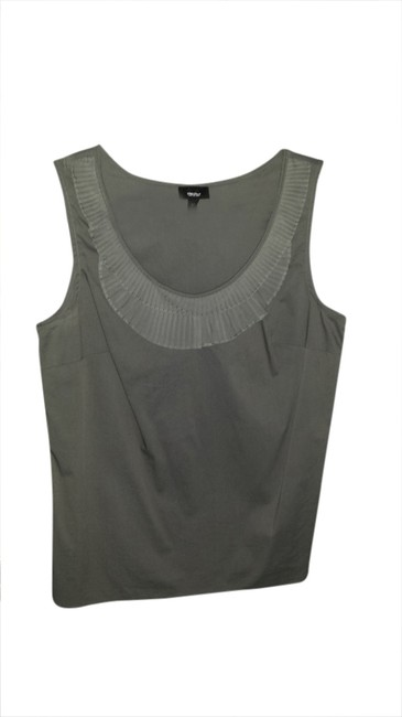 Mossimo Supply Co. Top Gray