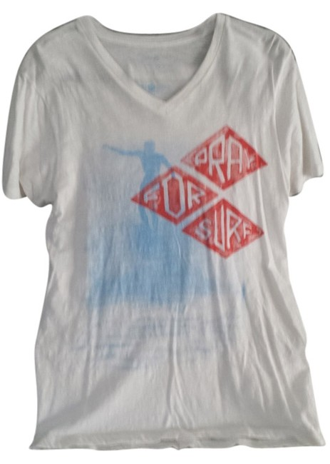 Preload https://item1.tradesy.com/images/lucky-brand-white-tee-shirt-size-14-l-1727570-0-0.jpg?width=400&height=650