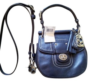 Coach Nwt Mini Willis Cross Body Bag