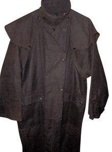 Australian Outback Trench Coat