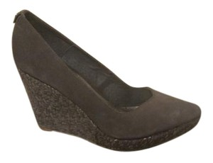 Elliott Lucca Aztec Mineral -- Charcoal Wedges