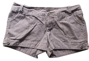 Mossimo Supply Co. Cargo Summer Casual Mini/Short Shorts Brown