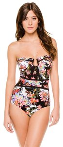 Nanette Lepore Nanette Lepore Havana Tropical Seductress One-Piece Bathing Swim Suit Size XS (0-2)