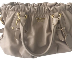 Prada Satchel in Ivory