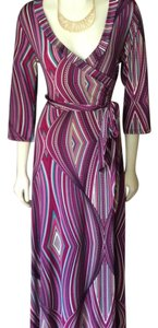 Multi-Color Maxi Dress by Other