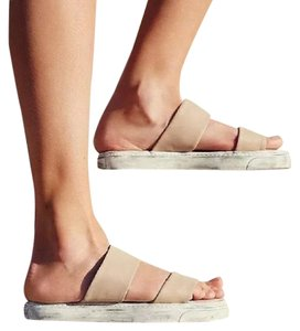 Jeffrey Campbell Sea Of Possibilities 9 Price Lowered Sand Grey Sandals