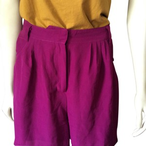 DKNY Dress Shorts Fushia