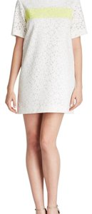 Elizabeth and James Chelle dress short dress White on Tradesy