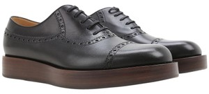 Gucci Men's Oxford Black Flats