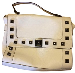 Gianni Bini Satchel in White