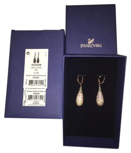 Swarovski Swarovski Abstract Nude Earrings
