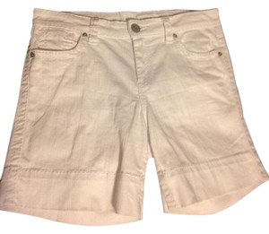 KUT from the Kloth Nwot Bermuda Shorts White