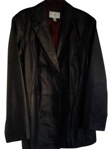 Worthington black Leather Jacket