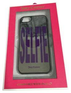 Juicy Couture SELFIE mirror iphone 5 case